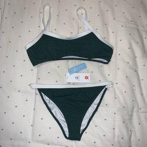 Cupshe Bikini NWT